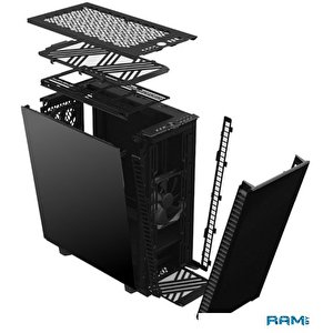 Корпус Fractal Design Define 7 Compact Black FD-C-DEF7C-01