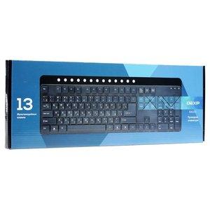 Клавиатура DEXP KB0203