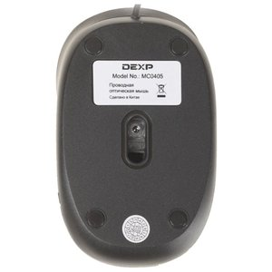 Мышь DEXP CM-401BU