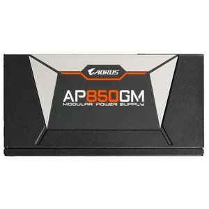 Блок питания Gigabyte Aorus P850W 80+ GOLD Modular GP-AP850GM-EU