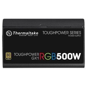 Блок питания 500W Thermaltake PSU TT Toughpower GX1 RGB 80+ Gold (PS-TPD-0500NHFAGE-1)