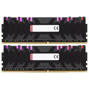 Оперативная память DDR4 32GB Kingston HyperX Predator RGB (HX430C15PB3AK2/32)