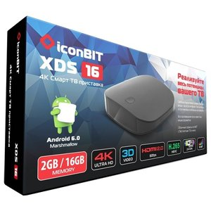 Медиаплеер iconBIT XDS16