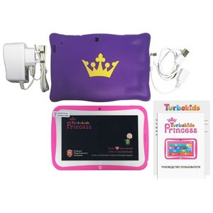 Планшет Turbopad TurboKids Princess New 2018 8GB