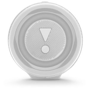 Беспроводная колонка JBL Charge 4 (белый)