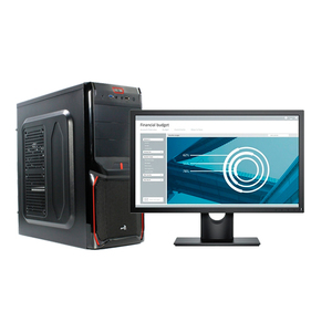 """Компьютер офисный с монитором 22"""" на базе процессора Intel Pentium Gold G5600"""