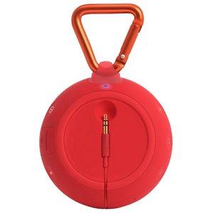 Беспроводная колонка JBL Clip 2 (красный)