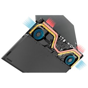 Ноутбук Lenovo Legion Y730-15ICH 81HD0005RU