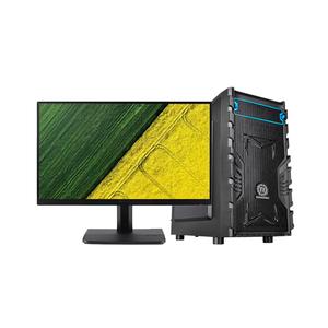 """Компьютер игровой с монитором 24"""" на базе процессора AMD Ryzen 3 2200G"""