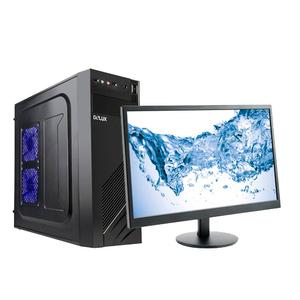 """Компьютер игровой с монитором 24"""" на базе процессора Intel Core i3-8350K"""