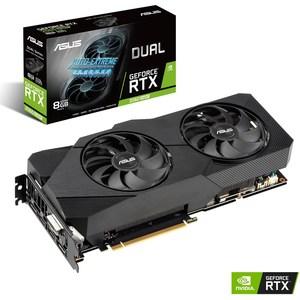 Видеокарта ASUS Dual GeForce RTX 2060 Super EVO V2 OC edition 8GB GDDR6 [DUAL-RTX2060S-O8G-EVO-V2]