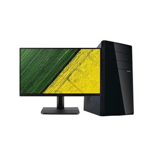 """Компьютер игровой с монитором 24"""" на базе процессора AMD Ryzen 5 2400G"""