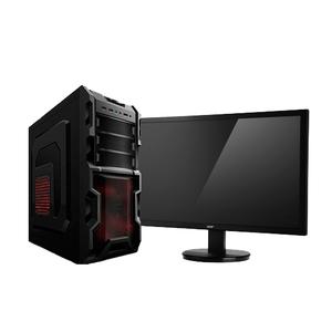 """Компьютер игровой с монитором 27"""" на базе процессора Intel Core i5-8400"""