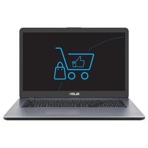 Ноутбук ASUS VivoBook 17 X705QA A12-9720P/4GB/256/Win10 X705QA-GC107T