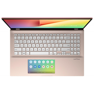 Ноутбук ASUS VivoBook S15 S532FAC i5-10210U/8GB/512/Win10 Pink S532FAC-BN096T