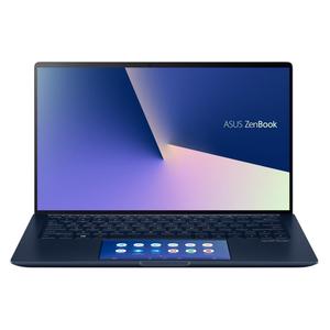 Ноутбук ASUS ZenBook 13 UX334FL i7-8565U/16GB/1T/W10P Blue UX334FL-A4017R ScreenPad 2