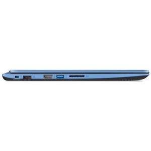 Ноутбук Acer Aspire 1 N4000/4GB/64/Win10 FHD Niebieski NX.GW9EP.001