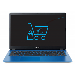 Ноутбук Acer Aspire 3 i3-10110U/4GB/256 Niebieski NX.HM3EP.001