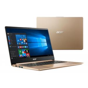 Ноутбук Acer Swift 1 N5000/4GB/256/Win10 Złoty NX.GXREP.005