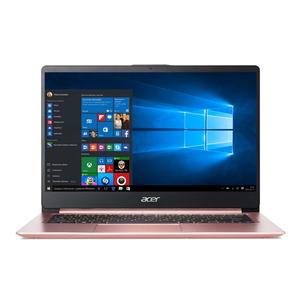 Ноутбук Acer Swift 1 N5000/4GB/256/Win10 Różowy NX.GZLEP.005