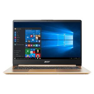 Ноутбук Acer Swift 1 N4000/4GB/256/Win10 Złoty NX.GXREP.004