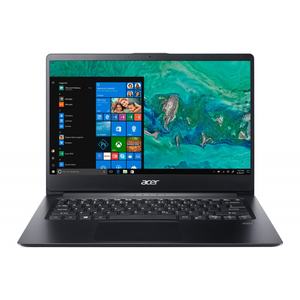 Ноутбук Acer Swift 1 N5000/4GB/256/Win10 Czarny NX.H1YEP.006