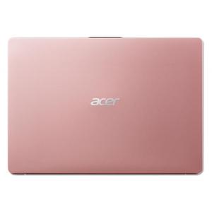 Ноутбук Acer Swift 1 N4000/4GB/256/Win10 Różowy NX.GZLEP.004