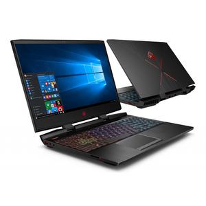Ноутбук HP OMEN 15 i7-8750H/8GB/256+1TB/Win10 RTX2060 144Hz  6BL34EA