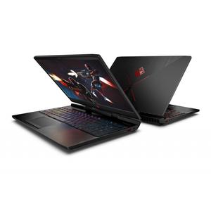 Ноутбук HP OMEN 15 i7-8750H/16GB/256+1TB/Win10 RTX2060 144Hz 6BL79EA