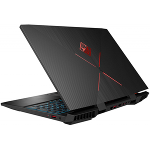 Ноутбук HP OMEN 15 i7-9750H/8GB/512 GTX1660Ti 144Hz  7ND11EA