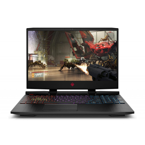 Ноутбук HP OMEN 15 i5-8300H/8GB/256+1TB/Win10 GTX1060 4UB49EA
