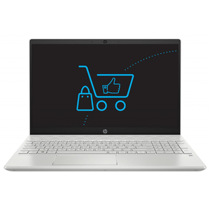Ноутбук HP Pavilion 15 i3-8145/8GB/256 White 6VP34EA