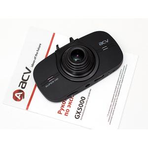 Автомобильный видеорегистратор ACV GX5000 (уцененный товар)