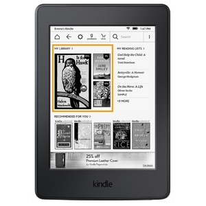 Электронная книга Amazon Kindle 8 (2016) Black