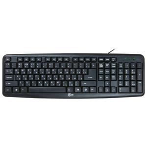 Клавиатура CBR KB-107 Black USB