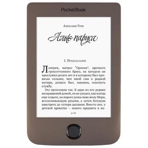 Электронная книга PocketBook 615 Plus (коричневый)