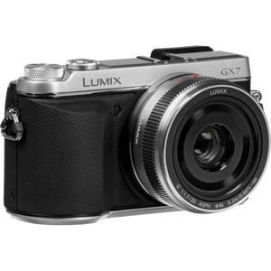Фотоаппарат Panasonic DMC-GX7C + 20/1.7 mm Silver