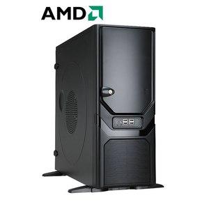 Компьютер игровой без монитора на базе процессора AMD Ryzen 7 1800X
