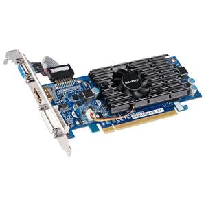 Видеокарта 1024Mb DDR3 GT210 GigaByte (GV-N210D3-1GI)