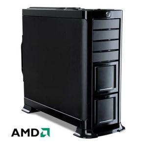 Компьютер офисный без монитора на базе процессора AMD AMD A4-4020