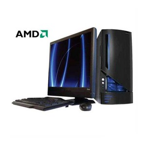 "Компьютер домашний с монитором 19"" на базе процессора AMD Athlon II X2 220"