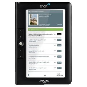 Электронная книга inch M7b Black