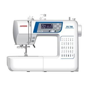 Швейная машина JANOME PS-700 White (уцененный товар)