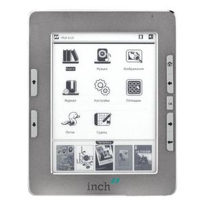 Электронная книга Inch S5i Grey