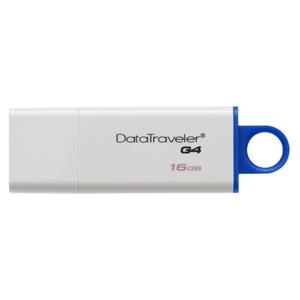 USB Flash Kingston DataTraveler G4 16GB Blue (DTIG4/16GB)