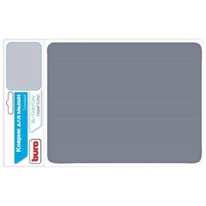 Коврик для мыши Buro BU-CLOTH/grey матерчатый