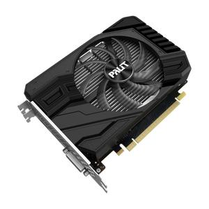 Видеокарта Palit GeForce GTX 1650 Super StormX 4GB GDDR6 NE6165S018G1-166F