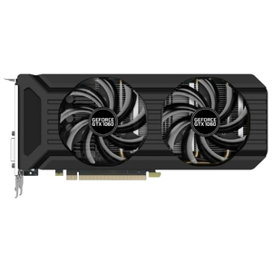 Видеокарта Palit GeForce GTX1060 DUAL 3GB DDR5 (NE51060015F9-1061D)