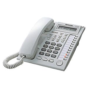 Цены на Проводной телефон Panasonic KX - T7730 Panasonic KX - T7730RU это четырехпроводный аналоговый системный...