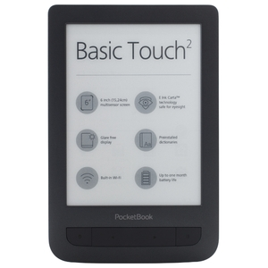 Электронная книга PocketBook 625 Basic Touch 2